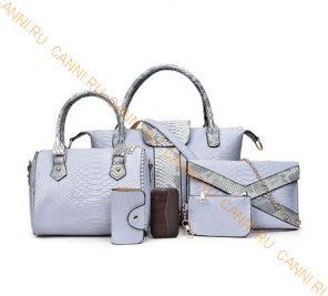 Набор сумок AM-06.3 Серая