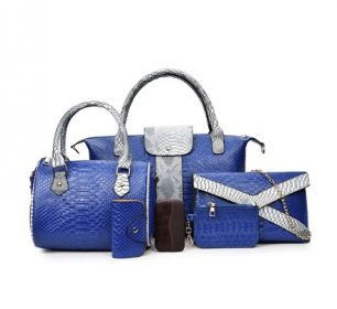 Набор сумок AM-06.2 Синяя