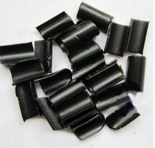 Кератиновая капсула для наращивания волос 04. Черная